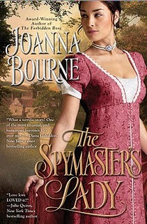Website for Author Joanna Bourne